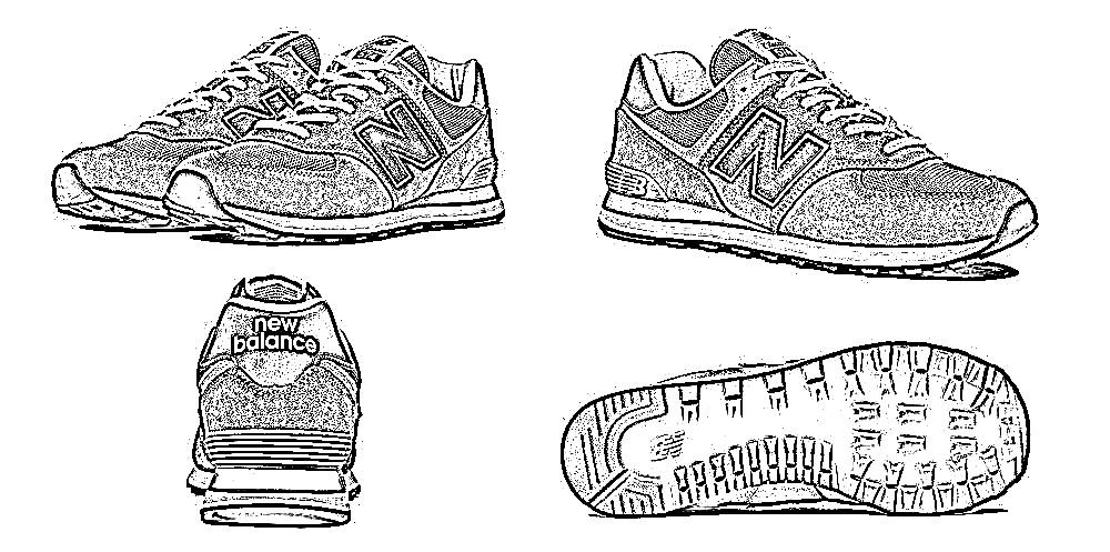 今特に支持されているスニーカー!ニューバランス「ML574」[2020年版元靴屋のひとりごと1000文字以下]