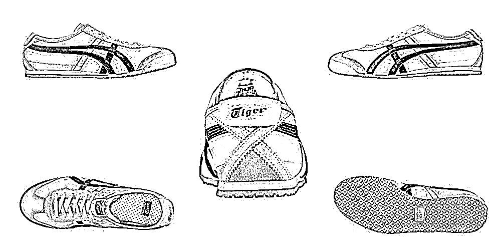 日本が誇るおしゃれでスタイリッシュなスニーカー「アシックス・オニツカタイガー・メキシコ66」[2020年版元靴屋のひとりごと1000文字前後]