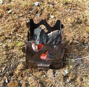 ソト焚き火台の画像