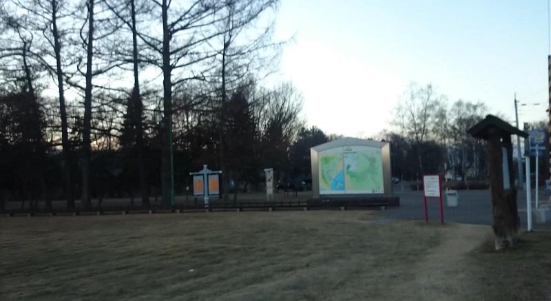 緑ヶ丘公園周辺の画像